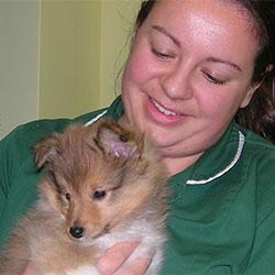 Puppy Nurse Check