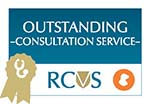 Macqueen RCVS Award Outstanding Consultation